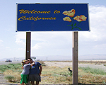 Kate Dave California Sign